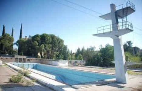 Aydın'da atıl durumdaki havuzlar spor alanı olacak!