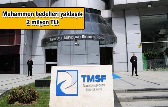 TMSF, 5 şirketi satışa çıkardı!