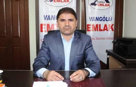 Mehmet Salih Atabay: Van emlak yatırımları için en cazip il!