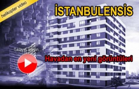 İstanbulensis Evleri'nin havadan