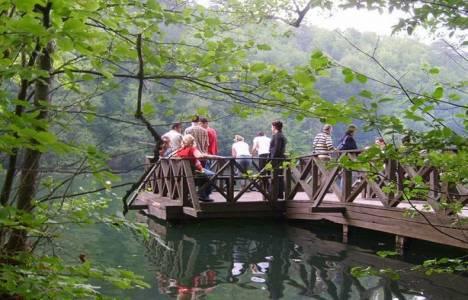 Abant Tabiat Parkı'nı