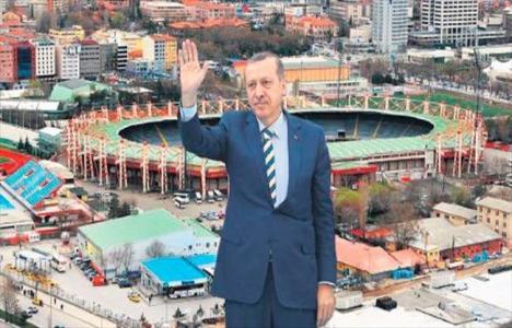 Ankara'ya yapılacak yeni