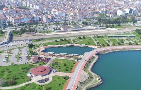 Samsun'da imar barışından
