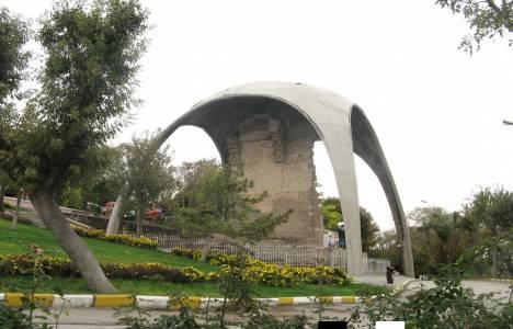 Tarihi II. Kılıçarslan Köşkü'nün arkeolojik kazı işleri ihaleye çıkıyor!