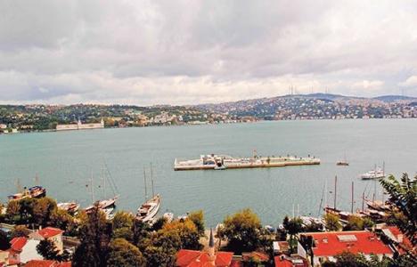 Galatasaray Adası sosyal tesis olarak kullanılacak!