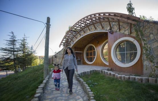 Sivas'ın Hobbit evleri