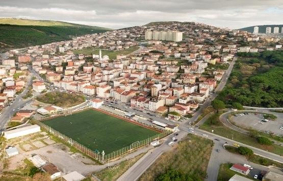 Maltepe Başıbüyük 15676 ada 2 parsel imar planı tadilatı askıda!
