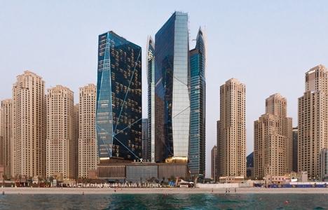 Tabanlıoğlu Mimarlık, Dubai