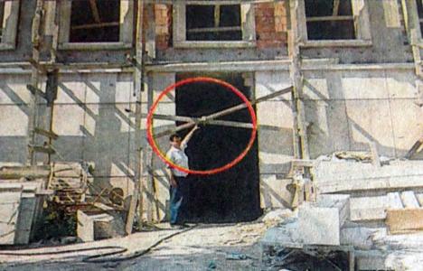 1988 yılında Devlet Konukevi inşaatı mühürlenmiş!