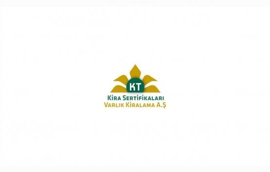KT Kira Sertifikaları Varlık Kiralama 250 milyon TL'lik kira sertifikası sattı!