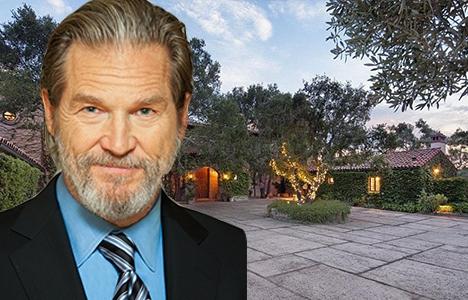 Jeff Bridges, California'daki muhteşem villasını 29.5 milyon dolara satıyor!