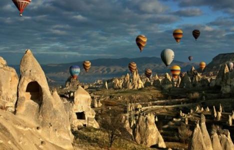 Kapadokya'yı 2 ayda