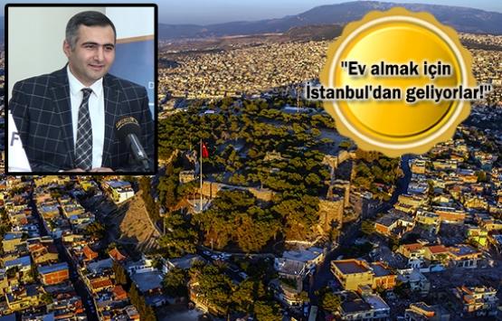 İzmir'e yatırım yapmanın