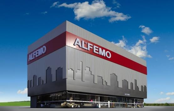 Alfemo, mağaza sayısını
