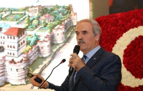 Tarihi Kentler Birliği 2016 toplantısına Bursa damgası!