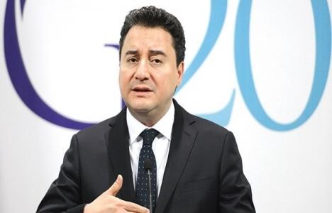 Ali Babacan: Türkiye