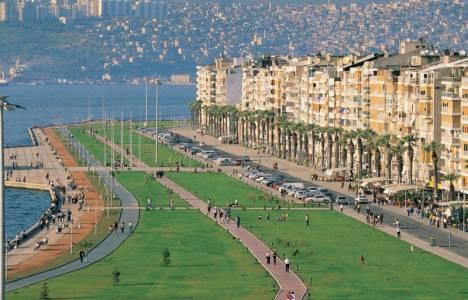 Konak Pier'le gemi heykeli arasındaki 2 bin 500 metrekarelik alan ağaçlandırılacak!