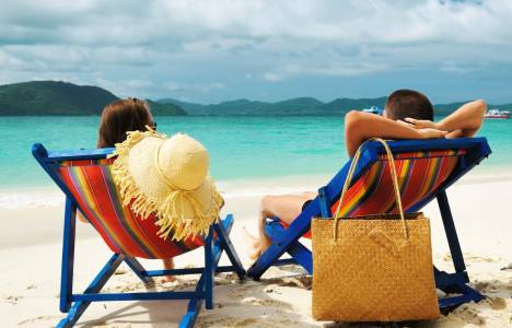 Tatilci kısa bayramda