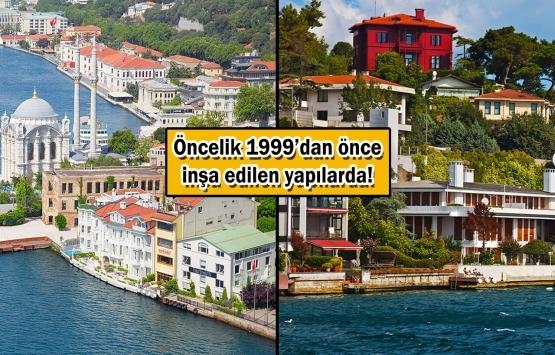 İstanbul'da 35 bin konut yenilenecek!
