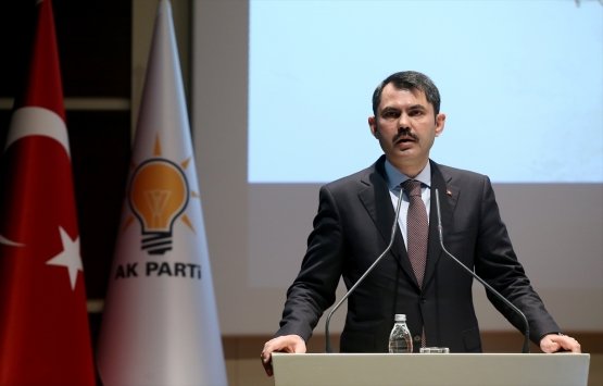 Murat Kurum: Yabancıya 5 bin 600 konut satışı gerçekleştirdik!
