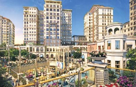 Emaar Square yabancı