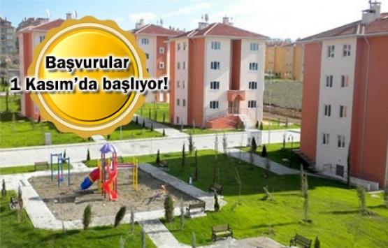 TOKİ Ankara'daki 238 ucuz konutu satışa çıkarıyor!