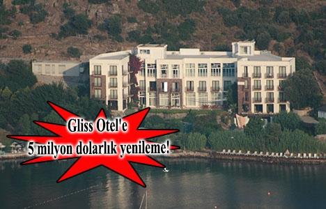 Seba İnşaat, Bodrum Gliss Otel'e ortak oldu!