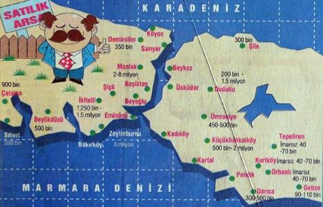 1993 yılında İstanbul'un