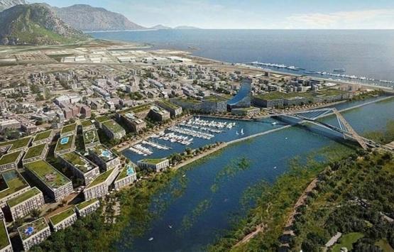 Kanal İstanbul çevresine kurulacak Yenişehir'in yollarını Rönesans Grup yapacak!