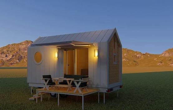 Tiny house Türkiye satılık 2021!