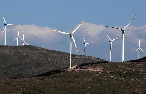 Rüzgar enerjisi kapasitesi