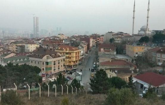 Büyük Çamlıca Camii'nin yakınındaki mahallede kentsel dönüşüm sürüyor!