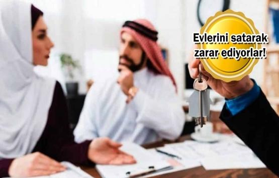 Suudiler korktu: Emlak yatırımlarına ilgi kesildi!