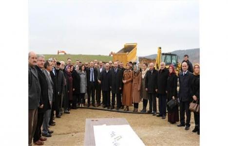 Kırıkkale TOKİ projesinde inşaat sürüyor!