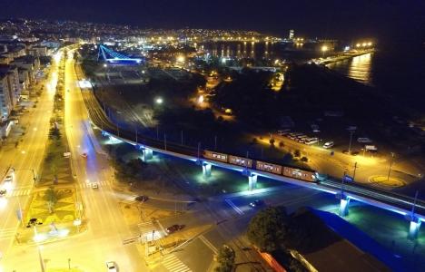 Samsun Tekkeköy raylı sistem hattı 10 Ekim'de açılıyor!