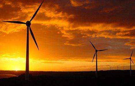 Rüzgar enerjisi kapasitesinde