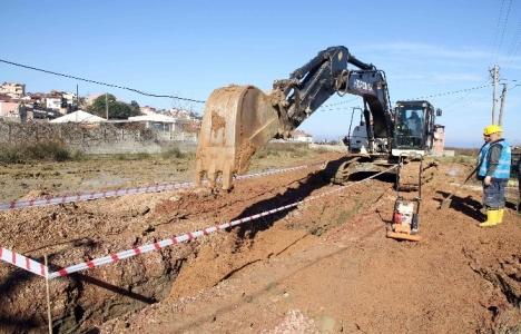 Seyrek ve Sarısu'ya arıtma tesisleri inşa ediliyor!