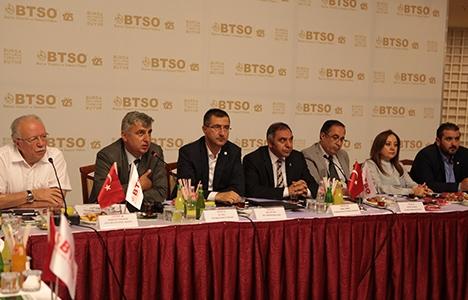 BTSO İnşaat Konseyi