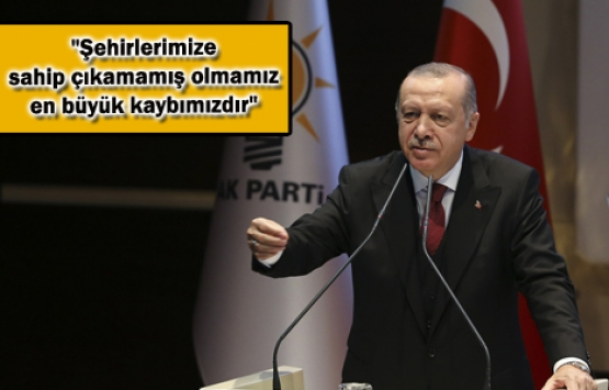 Cumhurbaşkanı Erdoğan: Dikey