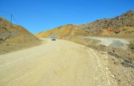 Osmancık-Dodurga yolunda çalışmalar devam ediyor!