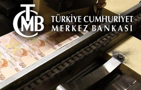 Merkez Bankası'ndan kritik