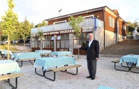 Bursa Kestel'de Kazancı Sosyal Tesisleri açıldı!