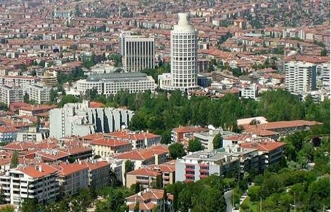 Çankaya'da 10 milyon TL'ye icradan satılık 4 katlı bina ve arsası!