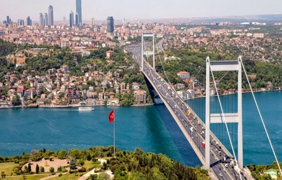 İnşaat Mühendisleri Odası'ndan İstanbul Boğazı'nın yetki devrine tepki!