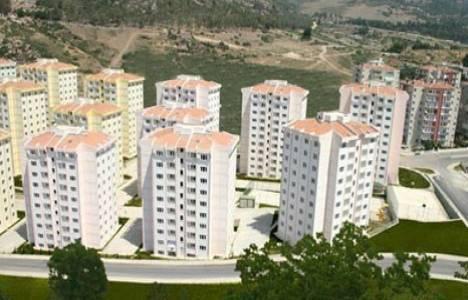 TOKİ'den İzmir Bayındır'da