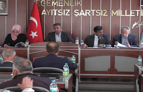 Kırşehir Belediyesi İmar Komisyonu Raporu'nu kabul etti!