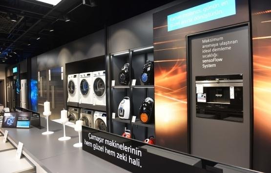 Siemens Ev Aletleri İstanbul'da iki yeni mağaza açtı!