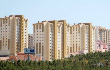 İstanbul Ataşehir'de TOKİ