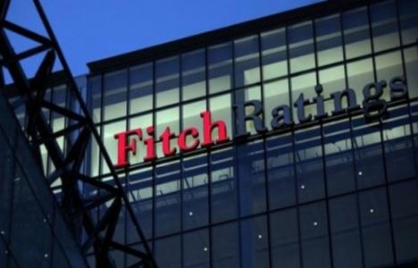 Fitch'ten Türkiye için