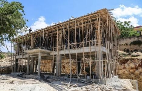 Gaziantep Şehitkamil'e 52 yeni sosyal tesis müjdesi!
